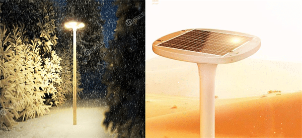 Sresky - solar light - Factors affecting the quality and decay of LED solar light