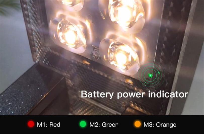 Sresky - solar garden light - Mirage series SGL-07 Max Solar garden light